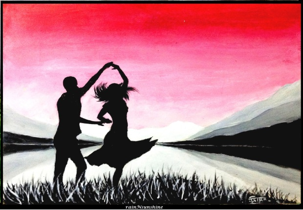 dreamland_ oil painting by rainNsunshine - frame
