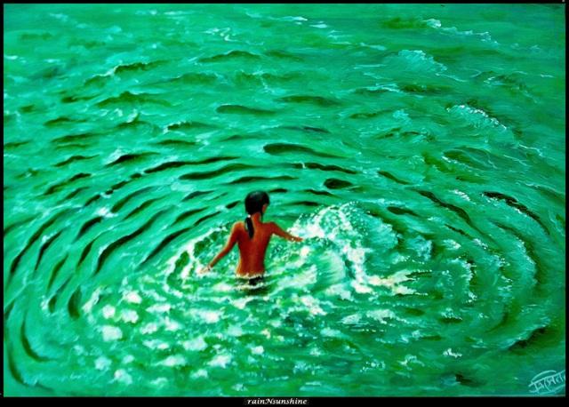 splash_oil painting by rainNsunshine - frame - res