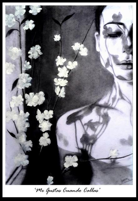 me gustas_ sketch by Trinath Sen